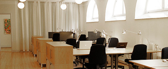 Kontorsplatser i Stockholm att hyra